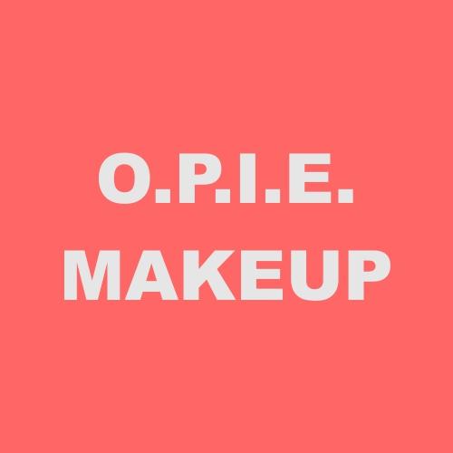 O.p.i.e. Makeup
