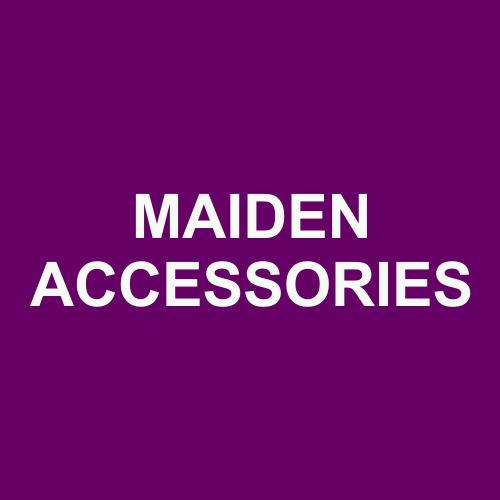 Maiden accessories