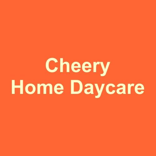 Cheery Home Daycare