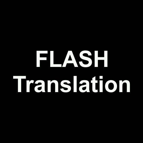 FLASH Translation