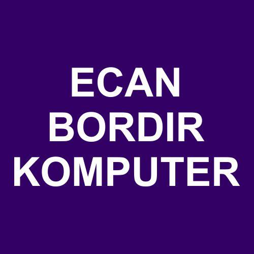 ECAN BORDIR KOMPUTER