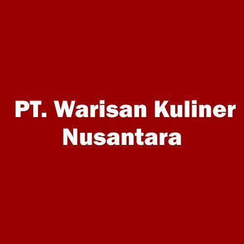 PT. Warisan Kuliner Nusantara