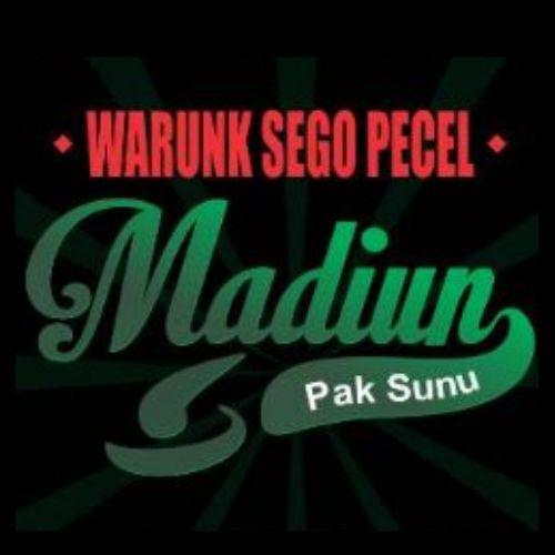 WARUNG SEGO PECEL MADIUN PAK SUNU